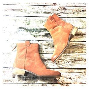 Nine West Jareth Short Suede Boot